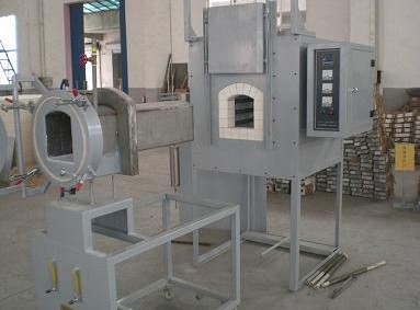 sl1600系列氢气炉以1800型钼丝为加热元件,采用双层壳体结构和40段